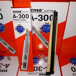 Pisau Cutter A-300 Kenko / a300 / A 300 Kenko