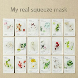 Innisfree It's Real Squeeze Face Mask