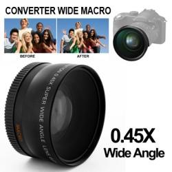 Converter Wide Macro 58mm