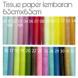kertas tisu / tissue paper / flower wrap / kertas bunga