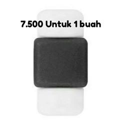 Protector Magsafe (HITAM) Pelindung Kabel Charger Iphone Ipad Macbook