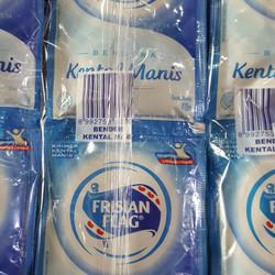 Susu Kental Manis Bendera Krimer 40gr (6 bungkus/lembar)