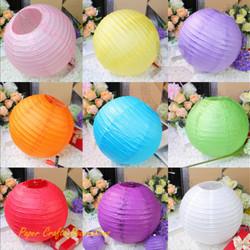 Lampion gantung 20cm / aneka warna