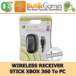 Xbox 360 Wireless Gaming Receiver For Windows