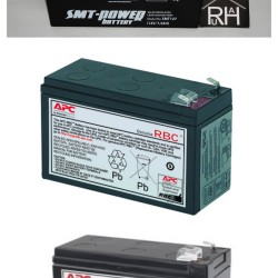 RBC2 RBC17 RBC110 Battery Competible For UPS APC. Baterai SMT 127