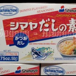 SHIMAYA DASHI NO MOTO 50gr