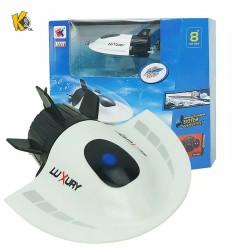 Mainan Remote Control RC Kapal Cepat Selam Submarine