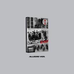 [CD Album Original] EXO - Don't Mess Up My Tempo (Pilih Versi)
