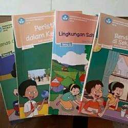 Buku Siswa Tematik Kelas 5 SD Tema 6789 Semester 2 Revisi Terbaru