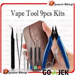 Vapswarm Mini Vape Tool Kit Bag - Coil Master Vapswarm 9 in 1 TS SALE