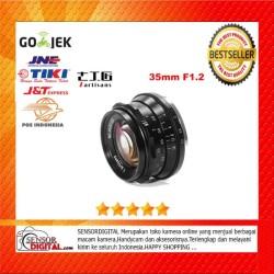 Fujifilm 7Artisan lens Lensa 7 artisan 35mm f1.2 for Fuji mirrorless