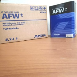 Oli Aisin Automatic Transmition AFW+ ATF MULTI 4 Ltr