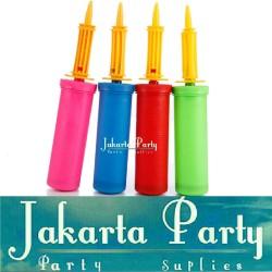 Pompa Balon Warna / Pompa Tangan Warna / Hand Pump Balloon