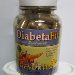 Diabetafit/obat untuk kencing manis& Diabetes 100% asli herbal