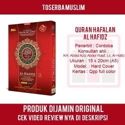 Quran Hafalan Al Hafiz - Metode 3 Jam Menghafal Quran - Cordoba