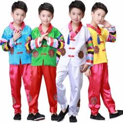 KOREAN Hanbok boy baju tradisional korea kostum anak balita