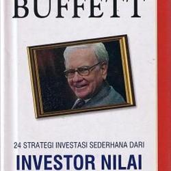 Buku Sukses Berinvestasi ala Warren Buffet Belajar Investasi Terbaik