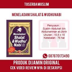 BUKU SAKU MENELADANI SHALAT & WUDHU NABI