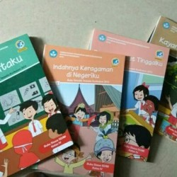 Buku Siswa Tematik Kelas 4 SD Tema 6789 Semester 2 Revisi Terbaru