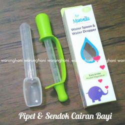 Pipet Bayi | Pipet Susu Obat Jus | Sendok Bayi