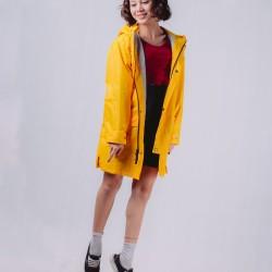 AME Raincoat - AUTHENTIC SERIES - YELLOW - Kuning, M