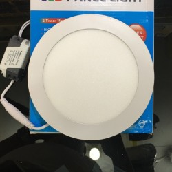 Lampu Led Panel Light Downlight 12W 12 Watt