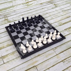 Papan Catur Magnet Lipat / Folding Magnetic Chess Board