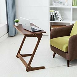 side table ,meja laptop kayu jati