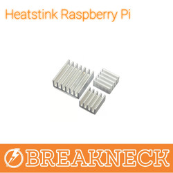 Heatsink Raspberry Pi
