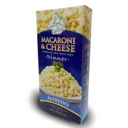Green Valley Macaroni and Cheese with Alfredo Sauce [200 Gr]