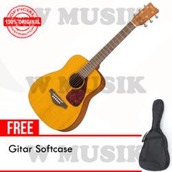 Yamaha Gitar Mini Ukuran 3/4 FG Junior JR-1 / JR1 / JR 1 + Softcase