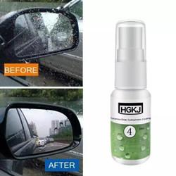 Nano coating khusus kaca mobil