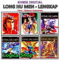 Komik Digital Long Hu Men Lengkap (ebook)