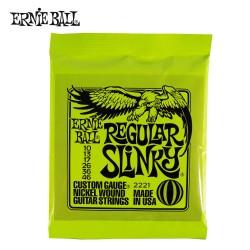 Senar Gitar Elektrik Ernie Ball Regular Slinky (10) Ernieball Erniball