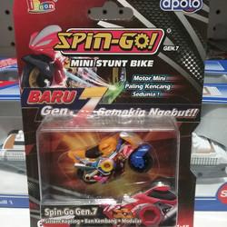 Jual Spin Go Gen 7 Biru Kota Bandung Anicore Tokopedia