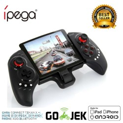 Ipega Gamepad Bluetooth PG 9023 / Ipega 9023 Gamepad Bluetooth Joystik