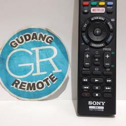 Remote Remot TV Sony Netflix Original asli