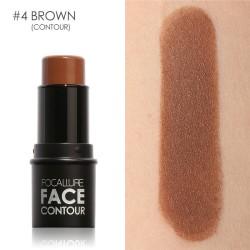 Focallure Highlighter & Contour Multi Stick - 04 Brown