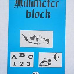 KNI Buku Milimeter Block