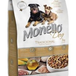 Monello adult dog food super premiun 1kg