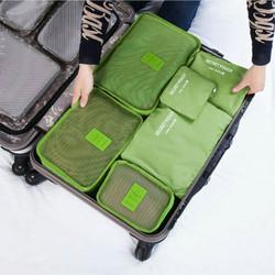 Travel Bag 6 in 1 / Tas travel set organizer T003