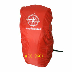 Rain Cover Carrier Sarung Tas Cariel Outdoor 70L Logo Compass RC 9601