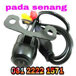 Kamera mundur /parkir/cam/waterproof/kamera/ mobil/bulat/universal++..