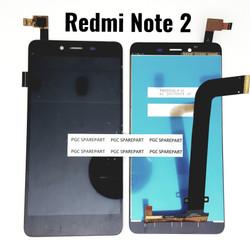 Original OEM LCD Touchscreen Fullset Xiaomi Redmi Note 2 - Hitam