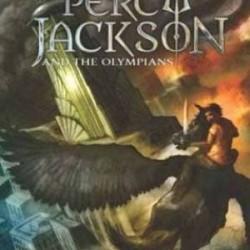 PERCY JACKSON : THE LAST OLYMPIAN (COVER 8 TH ANNI) RICK RIORDAN