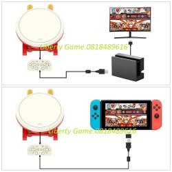 Nintendo Switch Taiko Drum (No Game)