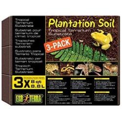 Exo Terra Cocopeat Triple Plantation Soil ExoTerra isi 3