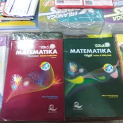 Buku PKS Matematika kelas X Wajib dan peminatan SMA gematama