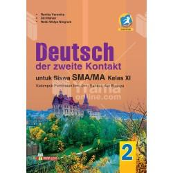 Buku Bahasa Jerman untuk SMA Kelas XI Peminatan Kurikulum 2013 Revisi