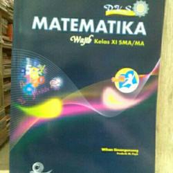 PKS Matematika Wajib Kelas XI K13 Edisi Revisi Gematama